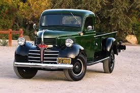 dodge trucks 1939 1947 dodge trucks hemmings motor