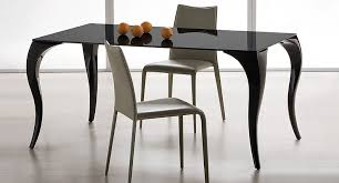 Outstanding Black Lacquer Dining Room Set Design Idea Land Of - Black lacquer dining room set
