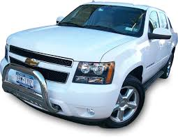 Stainless Steel Front Bull Bar For Chevy Avalanche Tahoe