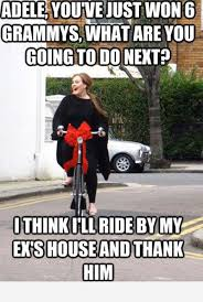 Adele Meme - adele s break up songs funny pictures quotes memes funny
