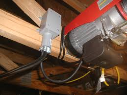 electric hoist remote cord the garage journal board