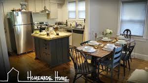 Kitchen Remodel Ideas For Older Homes Removing A Wall To Create An Open Floor Plan Old House Home