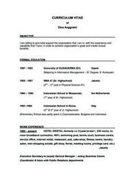 chronological resume minimalist design concept statement exles sle resume objective statements general invoice pinterest