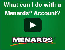 menards gift registry wedding my account at menards