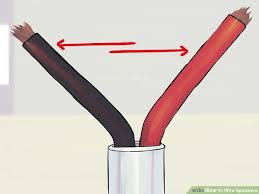 how to wire speakers 15 steps with pictures wikihow