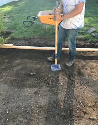 Patio Paver Base Material by How To Install A Custom Paver Patio Room For Tuesday Blog