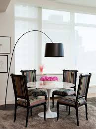 contemporary dining room with window seat by david scott zillow