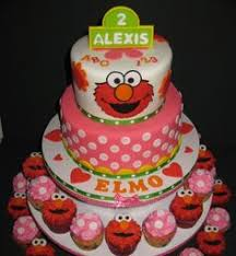 elmo birthday cakes for girls the elmo cake i have done before