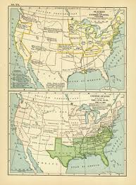 map of the us states in 1865 slavery in the united states 1775 1865 united states at the