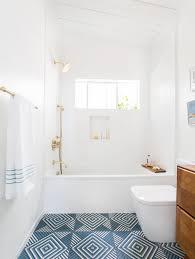 tiled baths guest bathroom reveal emily henderson