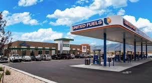Utah Idaho Map Supply by United Fuels Travel Center U2013 United Fuel Supply