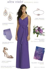violet dress purple dresses archives at dress for the wedding