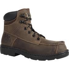Light Work Boots Georgia Eagle Light Composite Toe Work Shoe G6733