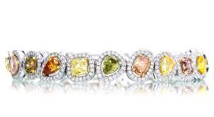 colored tennis bracelet images La mine d 39 or how rare are colored diamonds jpg