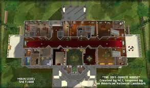 Home Floor Plans 2016 White House Floor Plan 1st