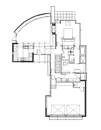 Floor Plan With Roof Plan House Plans With Wall Of Windows