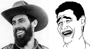 Laughing Man Meme - camilo cienfuegos and laughing guy is it just me or does c flickr