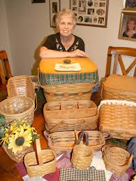 longaberger baskets local longaberger collector remembers iconic basket building the