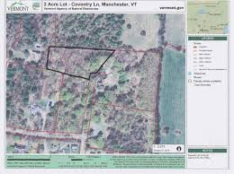 Manchester Vt Map Lot B Coventry Ln Manchester Vt Real Estate Listing Mls 4675191