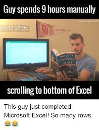 What Is A Meme Exle - 25 best memes about microsoft excel microsoft excel memes