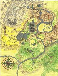 Sinnoh Map Map Of Greater Hyrule By Cknightsofni On Deviantart