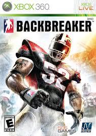 amazon com backbreaker football xbox 360 unknown video games