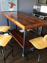 Kitchen Island Made From Reclaimed Wood Forever Interiors Large Kitchen Island With Cabinets And Drawers