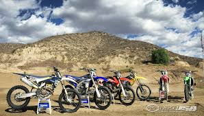 motocross action 250f shootout 2016 250 motocross shootout motorcycle usa