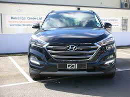 2017 Hyundai Tucson 2 0 Crdi Premium Se 5dr Suv Automatic Ref