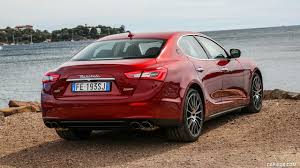 maserati red 2017 maserati ghibli sq4 sport package rear three quarter hd