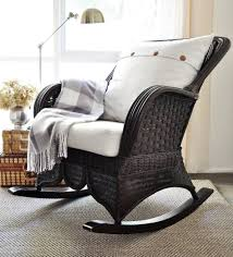 Leather Rocking Chairs For Nursery Stylish And Modern Rocking Chair Nursery Editeestrela Design