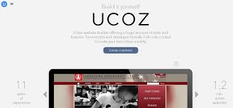 website templates for ucoz top services to build an appealing website in a short time