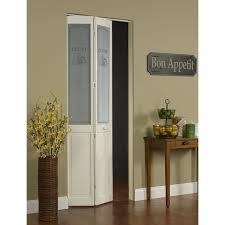 glass bifold pantry doors wayfair