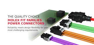 L舖sige Kurzhaarfrisuren 2017 by Molex Electronic Solutions Connectors Cable Assemblies