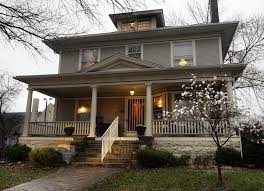 11 best american foursquare paint u0026 porches images on pinterest
