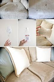 tache canapé voici comment faire disparaître les vilaines taches sur un canapé