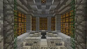 minecraft chest room design home design