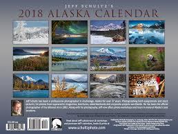 Alaska time travel books images 2018 alaska calendar jeff schultz photography jpg