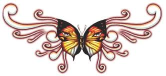 temporary monarch butterfly tattoos tattooic