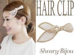 gold hair accessories shearybijou rakuten global market design gold hair clip party