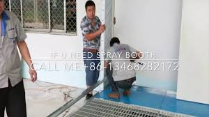installing spray booths china spray paint booths paint spray