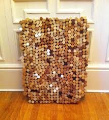 Heart Shaped Vase With Cork Pop Bottles And Make Some Wine Cork And Bottle Cap Projects