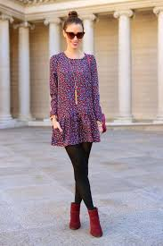 dresses with boots how to wear dresses with ankle boots 2017 fashiontasty