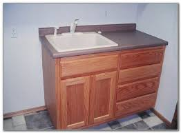 Laundry Sink Cabinet 24 Inch Laundry Sink Cabinet Sinks And Faucets Home Design