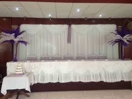 wedding backdrop hire venue dressing liverpool floor hire light up letters