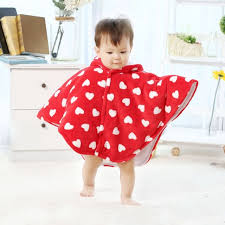 fleece jumper pattern toddler new coral fleece hooded baby poncho kids outwear jumpers mantle