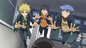a certain magical index the movie the miracle of endymion three guys against one who do you think wins to aru majutsu