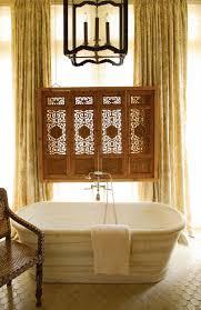 gorgeous 18th century marble tub kathryn ireland toile curtains