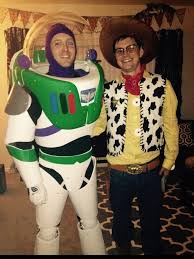 Woody Halloween Costumes Buzz Lightyear Woody Toy Story Halloween Costumes