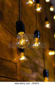 Antique Christmas Lights Retro Antique Hanging Light Bulbs Stock Photos U0026 Retro Antique